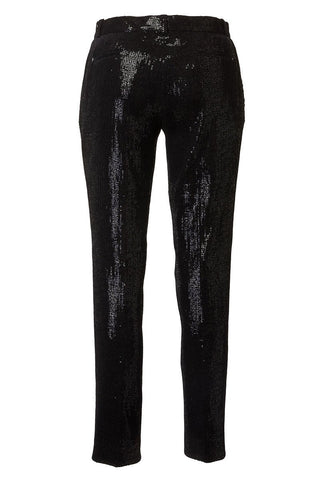 Sparkling Cropped Trousers