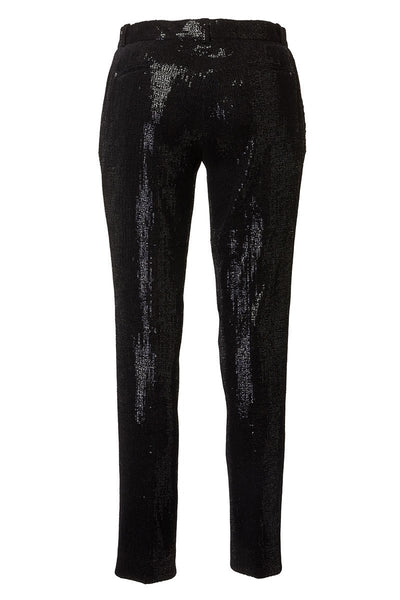 , Sparkling Cropped Trousers