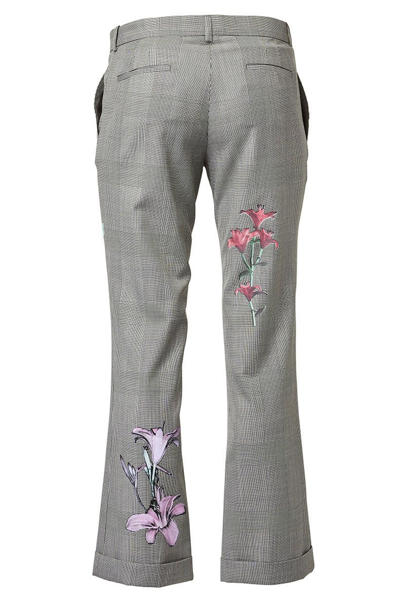 Each X Other, Floral Print Trousers
