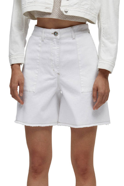 Fatigue Bermuda Shorts