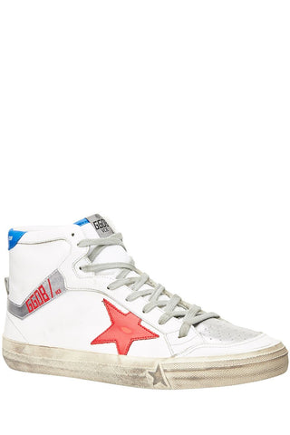 Golden Goose, 2.12 High-Top Sneakers