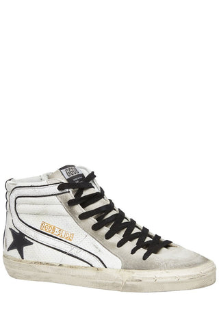 Golden Goose, Slide High-Top Sneakers