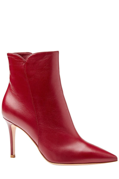 Gianvito Rossi, Levy 85 Ankle Booties