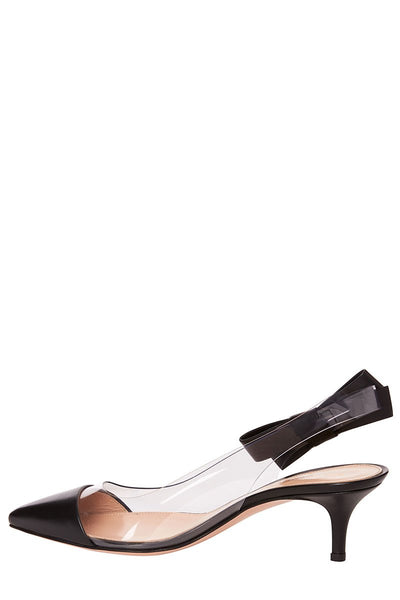 Gianvito Rossi, Mia Plexi Pumps