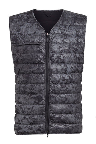Reflective Light Down Vest