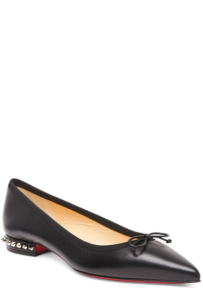 Christian Louboutin, Hall Flats