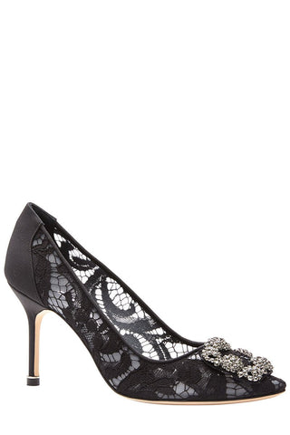 Hangisila Lace Pumps