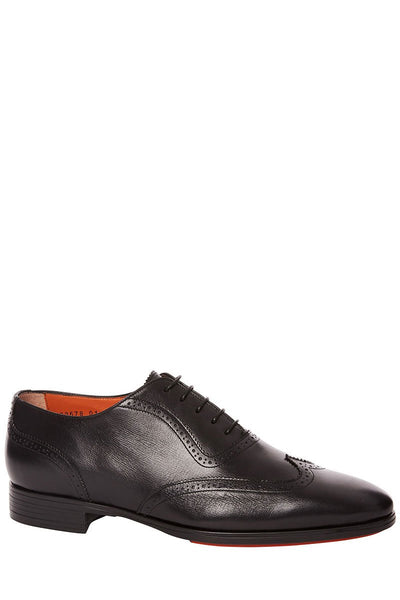 Santoni, Houston Wingtip Shoes