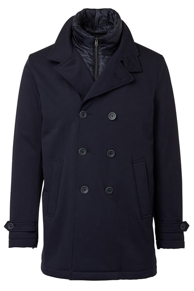 Herno, Convertible Pea Coat