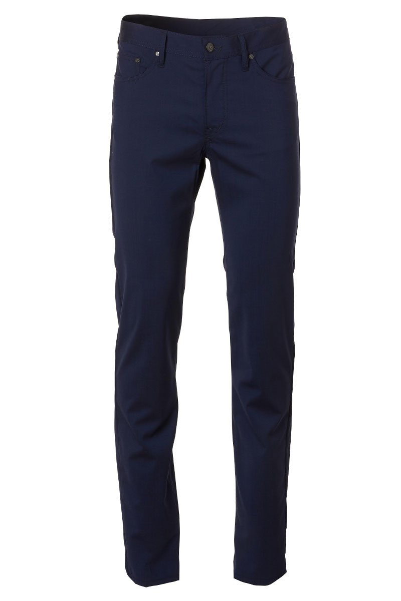 , Skinny Fit Trousers