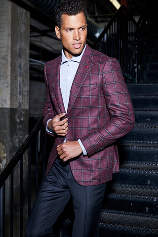 Windowpane Sportcoat