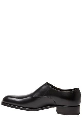 Tom Ford, Edgar Single Monk Strap Shoes