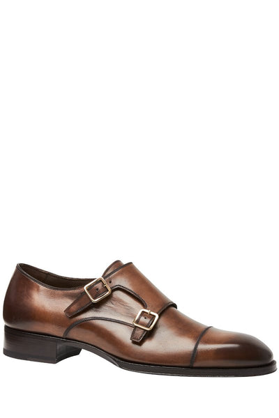 Tom Ford, Elkan Double Monk Strap Shoes