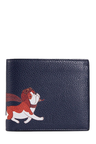 Boston Bulldog Billfold Wallet