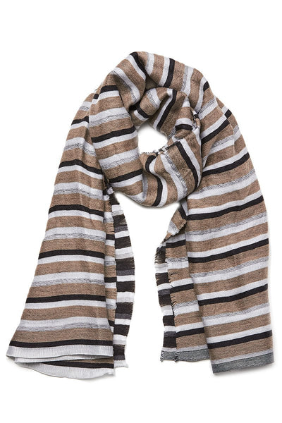 Lotte Stripe Scarf