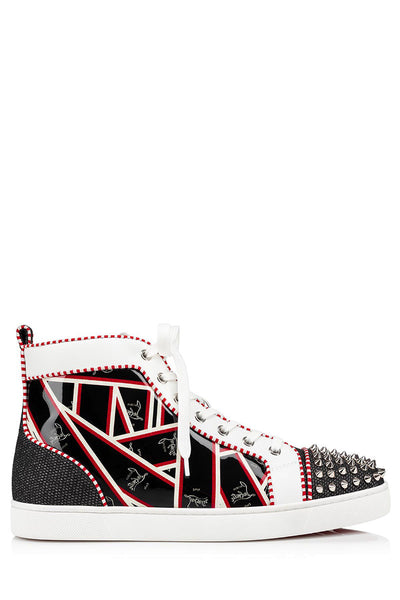 Lou Spikes Orlato Glam High-Tops