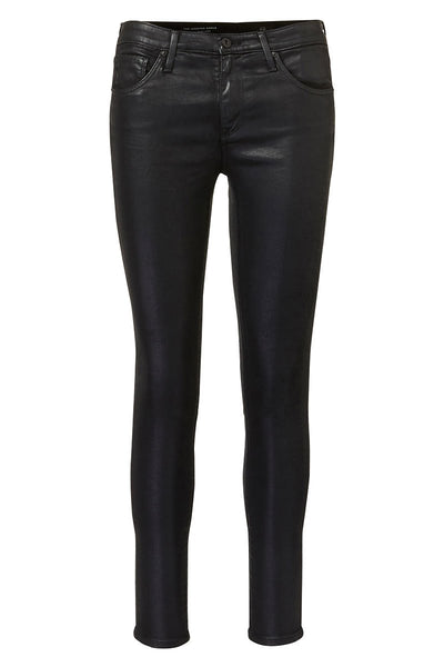 AG Jeans, The Leatherette Legging Ankle Jeans