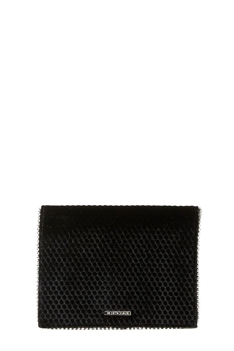, Lulu Disco Moon Crossbody Clutch