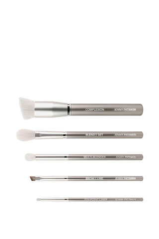 Luxury Vegan 5-Piece Brush Set