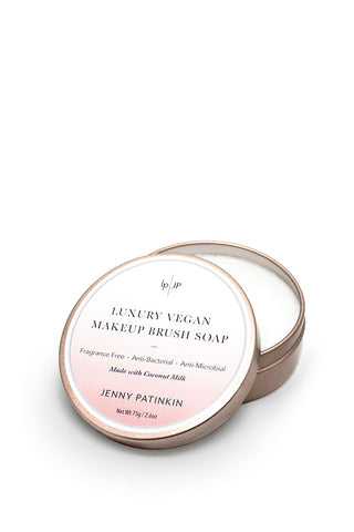 Jenny Patinkin, Luxury Vegan Makeup Brush Soap