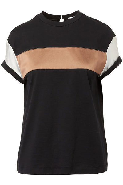 Brunello Cucinelli, Colorblock T-Shirt