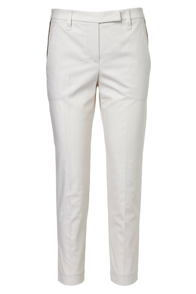 Brunello Cucinelli, Cigarette Trousers