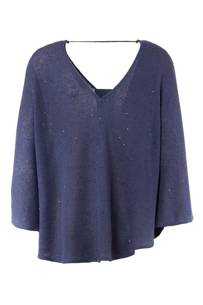 Brunello Cucinelli, Precious V Cape Top
