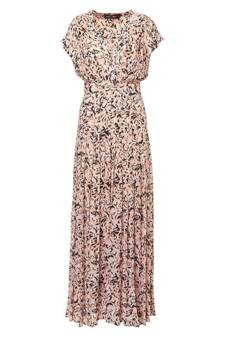 Proenza Schouler, Abstract Animal Print Maxi