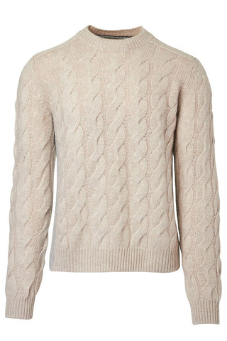 Griffin Cable Sweater