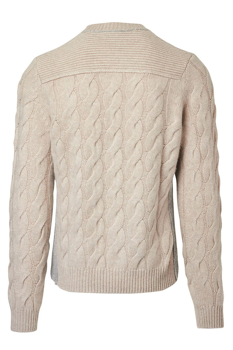 Christopher Fischer, Griffin Cable Sweater