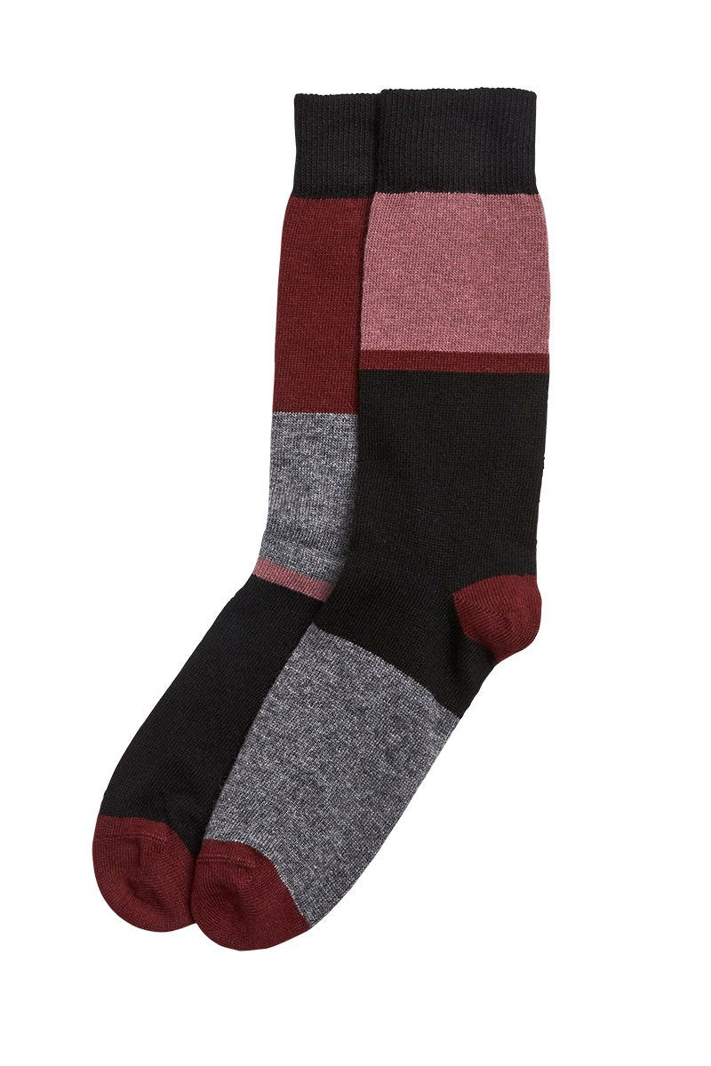 Paul Smith, Block Stripe Socks