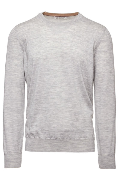 Lightweight Crewneck Sweater