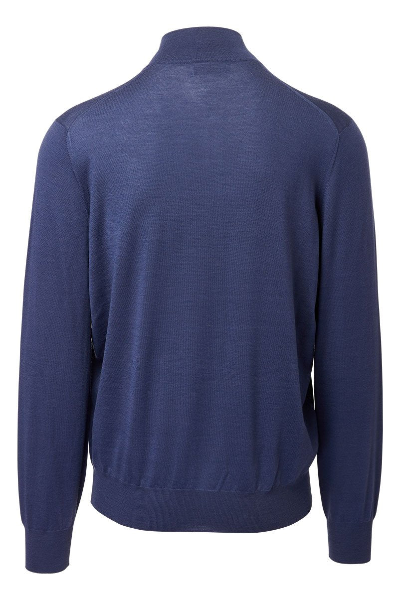 Brunello Cucinelli, Turtleneck Cardigan
