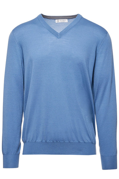 Lightweight V-Neck Sweater