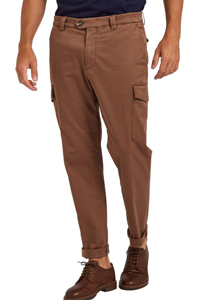 Leisure Fit Cargo Trousers
