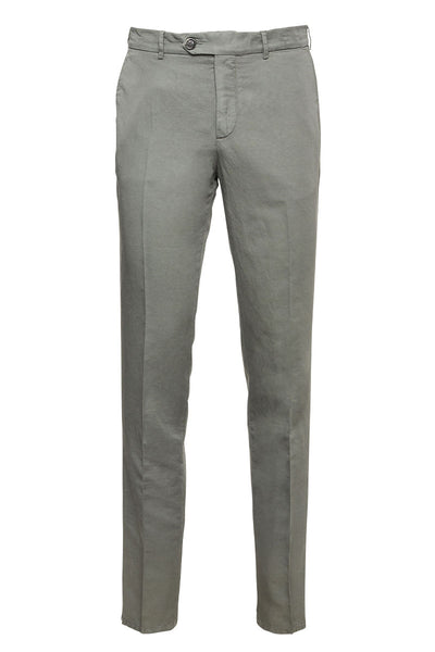 Linen-Cotton Pants