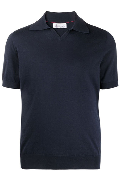 Johnny Collar Knit Polo