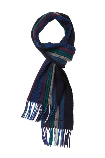 Paul Smith, Collage Stripe Scarf