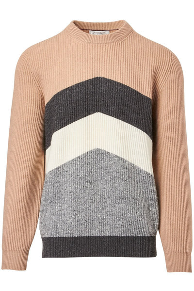Brunello Cucinelli, Chevron Sweater
