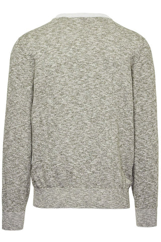 Brunello Cucinelli, Melange V-Neck Sweater