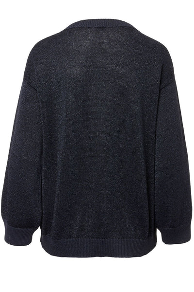 Brunello Cucinelli, Lurex V-Neck Sweater
