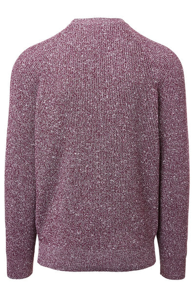 Brunello Cucinelli, Ribbed Donegal Sweater
