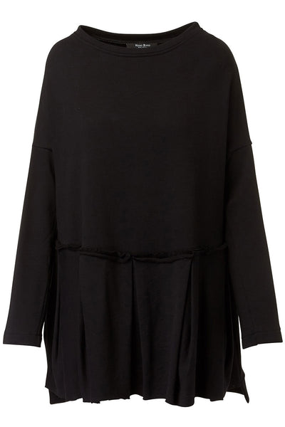 Pleated Tunic Dress