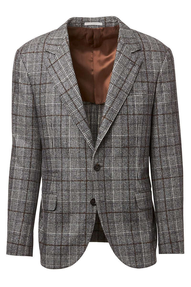 Prince Of Wales Check Sportcoat