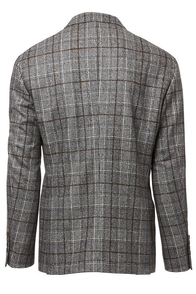 Brunello Cucinelli, Prince Of Wales Check Sportcoat