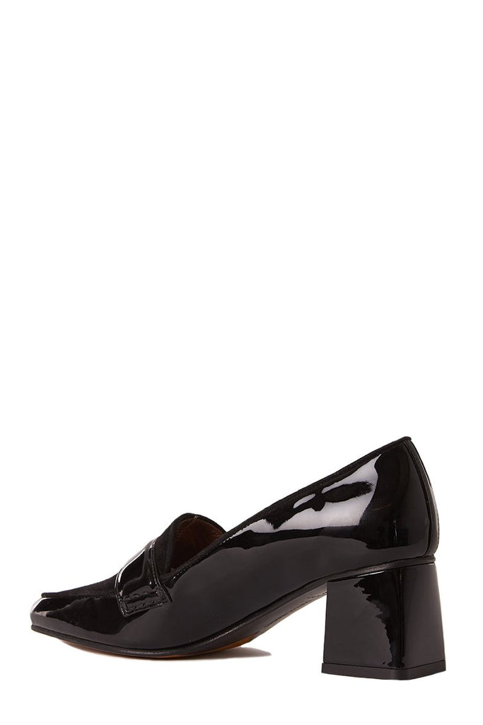 Margot Heeled Loafers