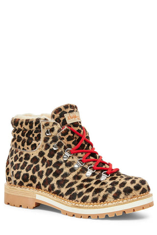 Leopard Marlena Boots