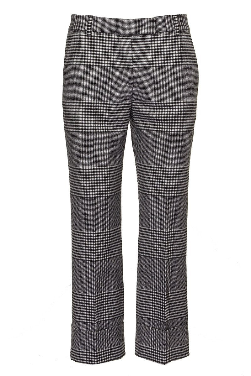 Maura Z Plaid Pant