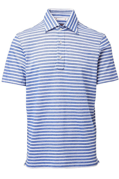 Isaia, Striped Polo