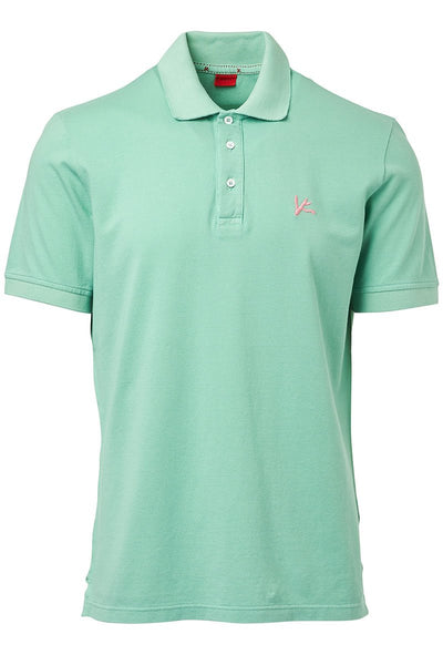 ISAIA, Short Sleeve Polo
